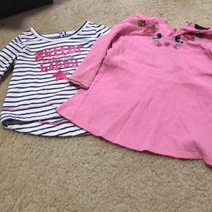 Bundle of toddler shirts. All 12 months